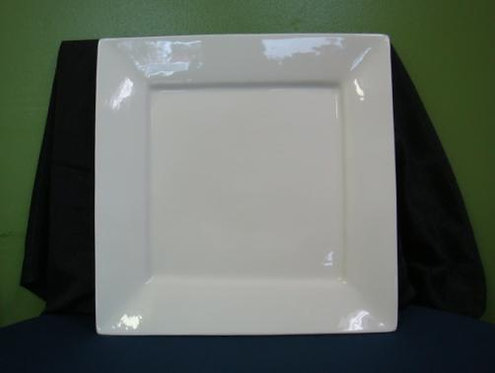 """16"""" Square Show Plate"""