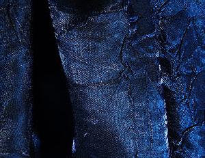 Iridescent Crush - Royal Blue