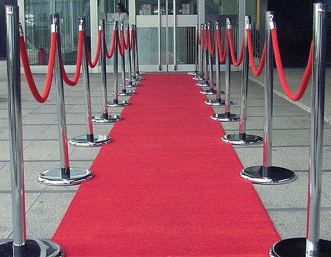 Red Carpet Runner 3' x 50'