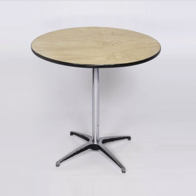 """24"""" Round x 30"""" High Cocktail Table"""
