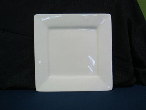 """12"""" Square Show Plate"""