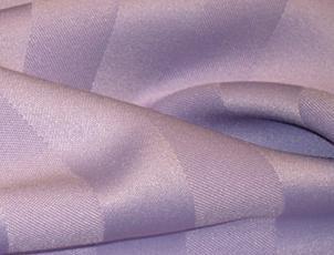 Satin Stripe - Lilac
