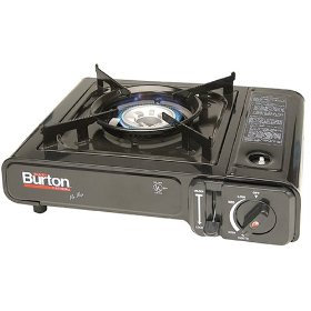 Single Burner Table Top Butane Stove