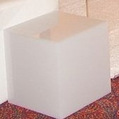 Acrylic Cube (No Lighting)