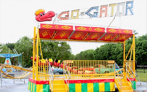 Go Gator Rollercoaster