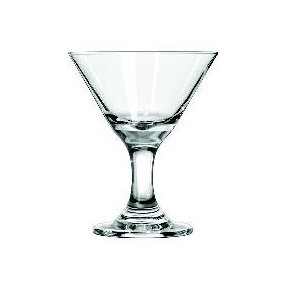 Mini Martini 3 oz.  (25)