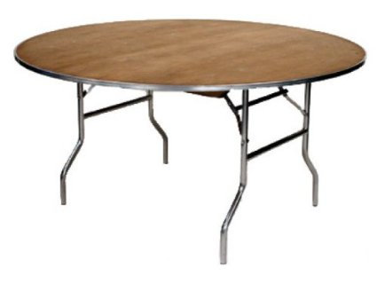 "48"" Round Table - Seats 6-8"