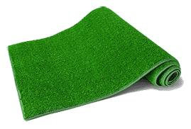 Green Astroturf - per square foot