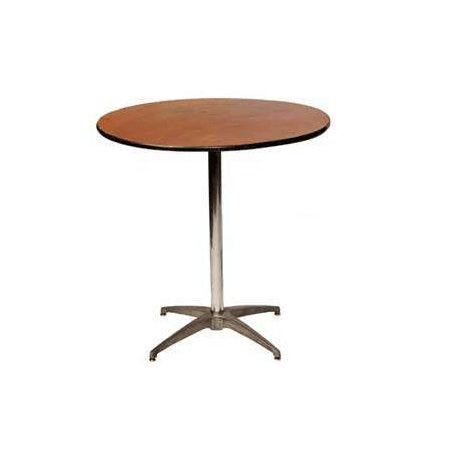 "30"" Round x 30"" High Cocktail Table"