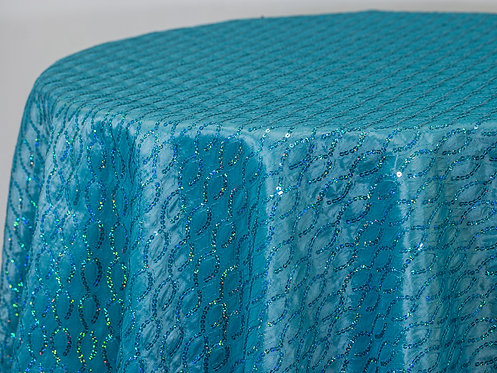 Sequins - Turquoise