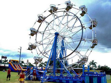 50' Ferris Wheel