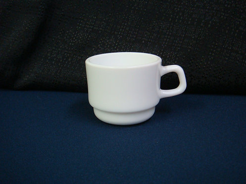 White China Demi Cup