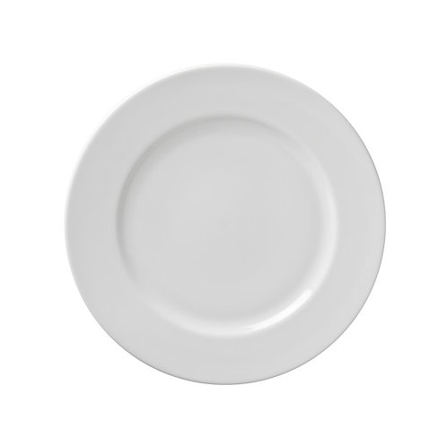 White China Lunch Plate 9""