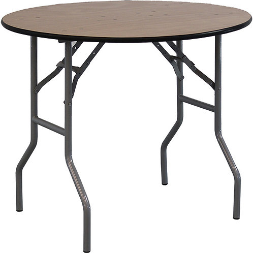"36"" Round Table - Seats 4-6"