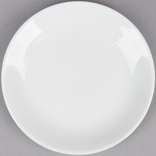 "6"" Bread & Butter Coupe Plate"