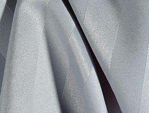 Satin Stripe - Grey