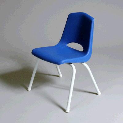 Children's Plastic Chair