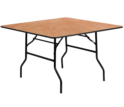 "48"" x 48"" Table"