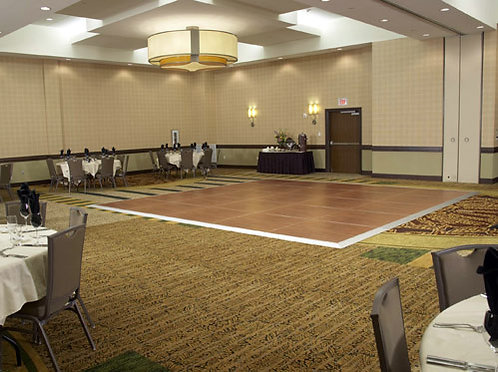 Starlight Wood Dance Floor (4' x 4' Panels)