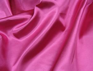 Satin - Hot Pink