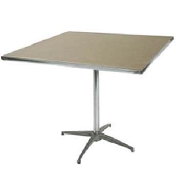 """36"""" Square x 30"""" High Cocktail Table"""