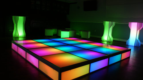 LED Dance Floor 2' x 2'