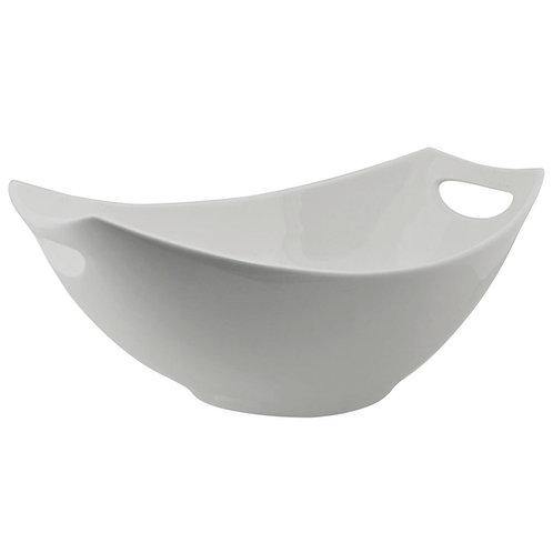 White 2 Qt. Rectangular Bowl