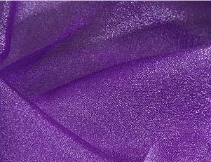Organza - Purple