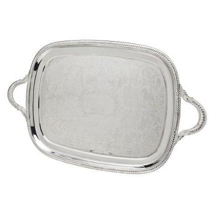 "Silver Tray 18""x 24"""