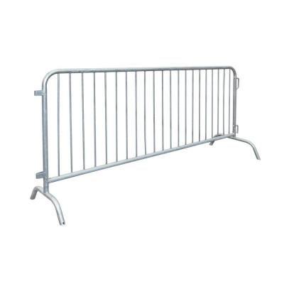 7' Metal Fence Barrier