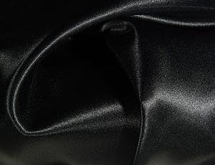 Satin - Black