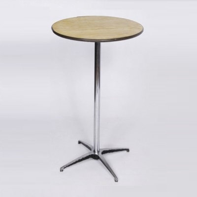 """24"""" Round x 42"""" High Cocktail Table"""