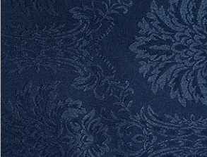 Damask Wellington - Navy