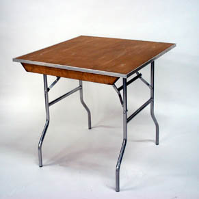 """36"""" x 36"""" Table"""