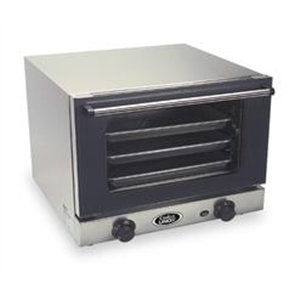 Table Top Electric 1/4 Size Convection Oven