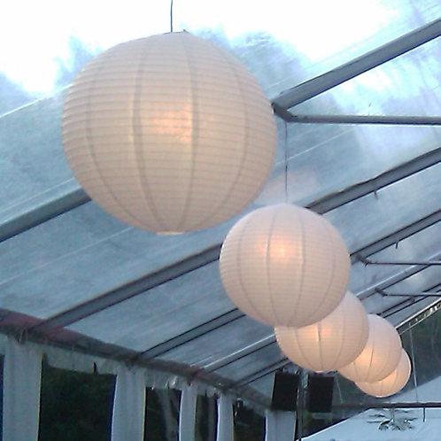 "Paper Lantern - 30"""