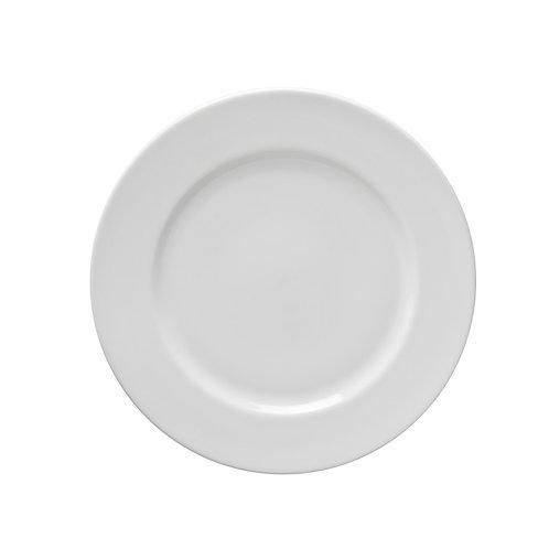 "White China Salad / Dessert 7"""