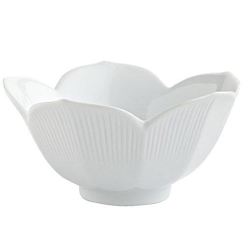 White China Lotus Bowl