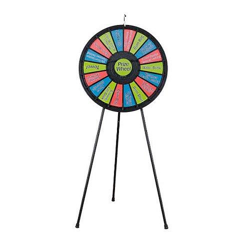 18 Slot Prize Wheel