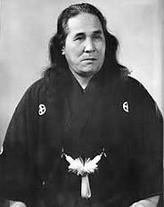 Gogen Yamaguchi founder of the IKGA Goju-Kai