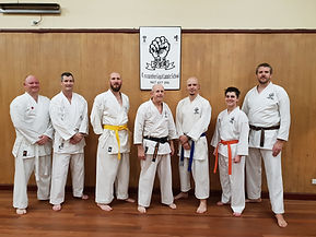 Recent Kincumber After-Training Photo