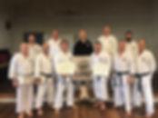 Kobujutsu 2nd Dan Certificate Presentati