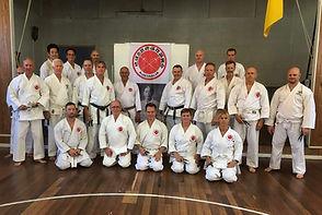 Kobujutsu Seminar Day2 Marsfield Beginne