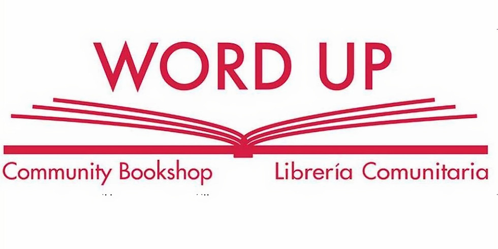 Book Release Party at Word Up Community Bookstore