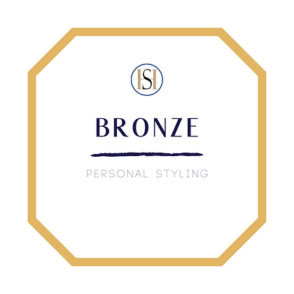 Bronze Personal Styling