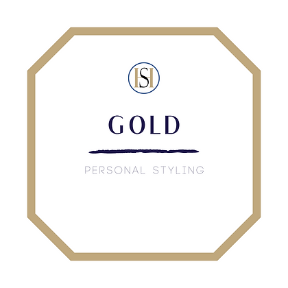 Gold Personal Styling
