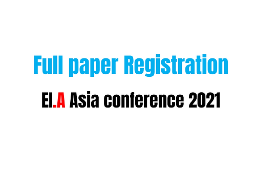 Full paper registration-EI.AAsia conference