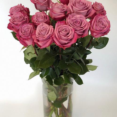 Rožės - 70cm (alyvinės)