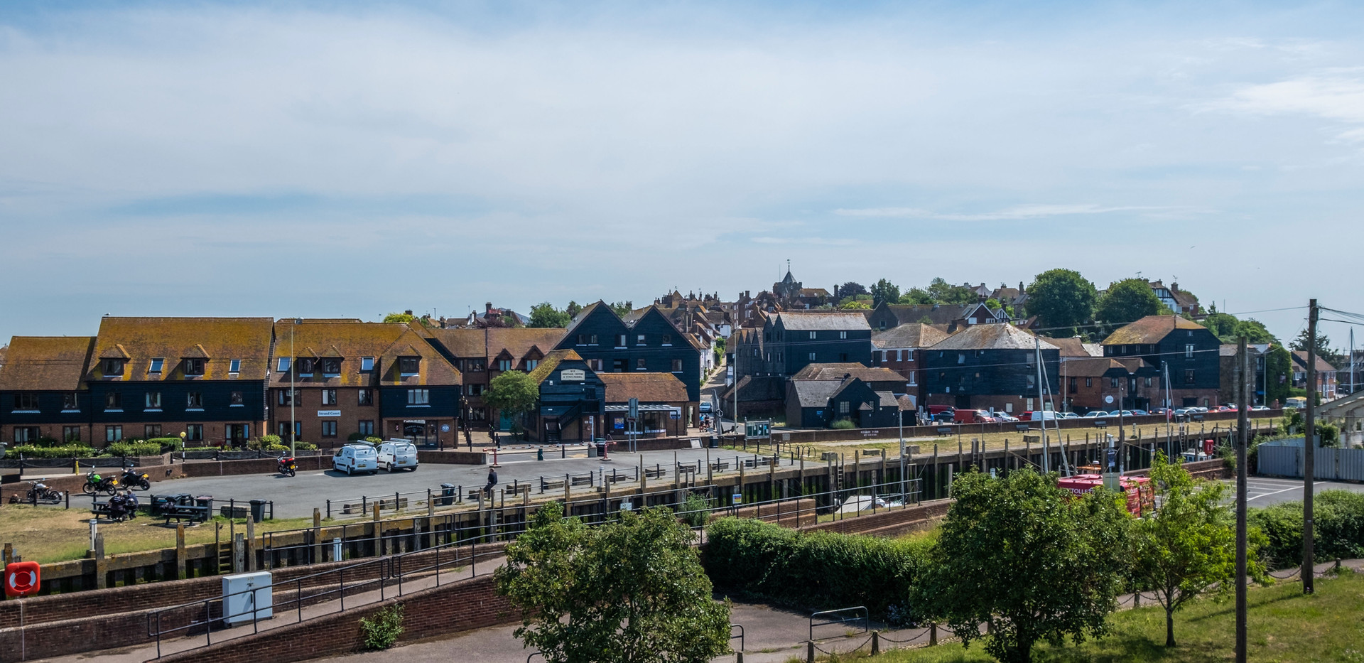 View of Rye from the Loft