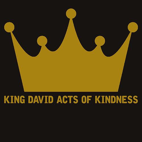 King David Act of Kindness